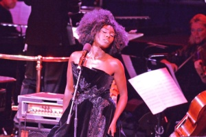 Parveen Devi Review, BBC Proms Lare Late Night With Laura Mvula