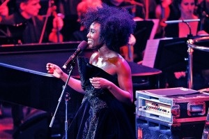 Parveen Devi review, BBC Proms Late Night With Laura Mvula
